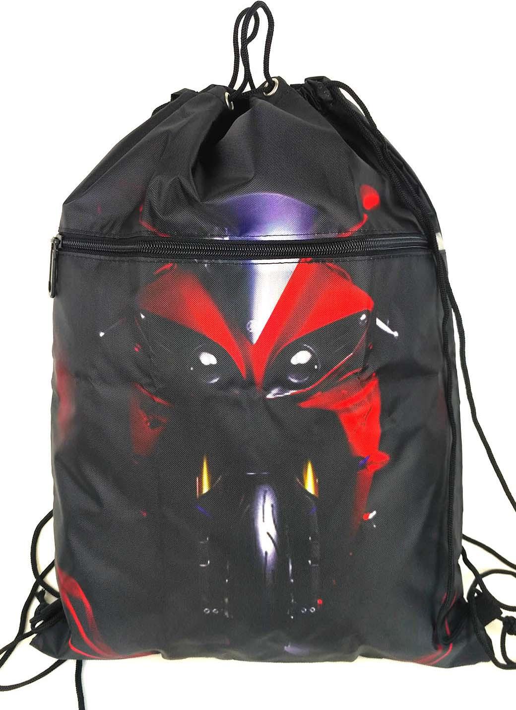 Мешок для обуви UFO People, цвет: черный. 7401 мешок для обуви ufo people цвет черный 7414