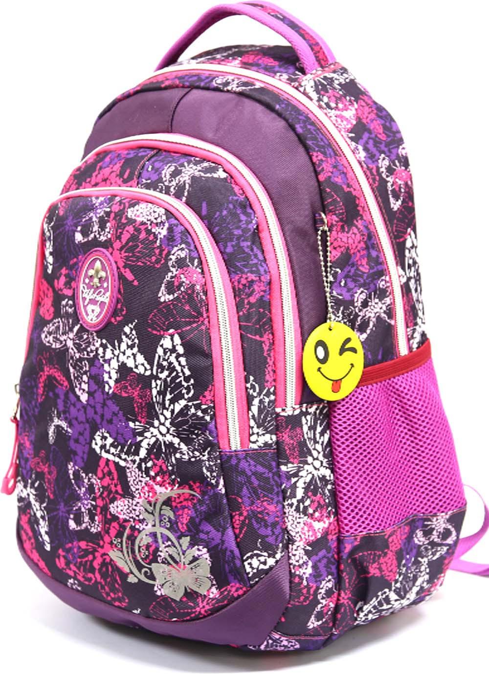 Рюкзак детский UFO People, цвет: фиолетовый. 7632 цены онлайн
