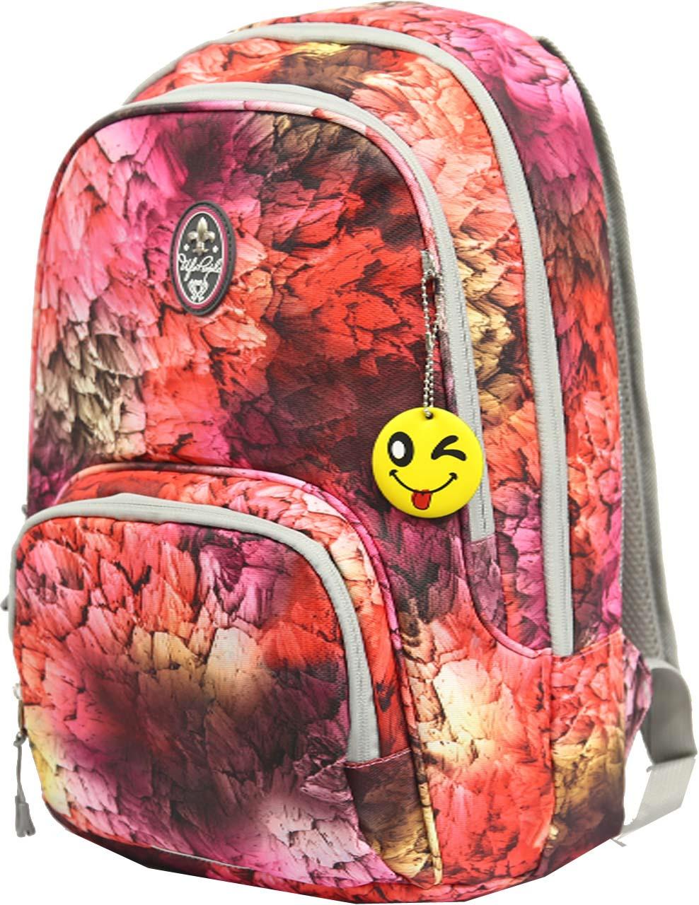 Рюкзак детский UFO People, цвет: красный. 7652 цены онлайн