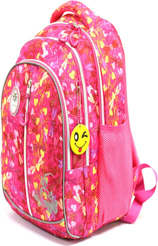 цена Рюкзак детский UFO People, цвет: розовый. 7665 онлайн в 2017 году