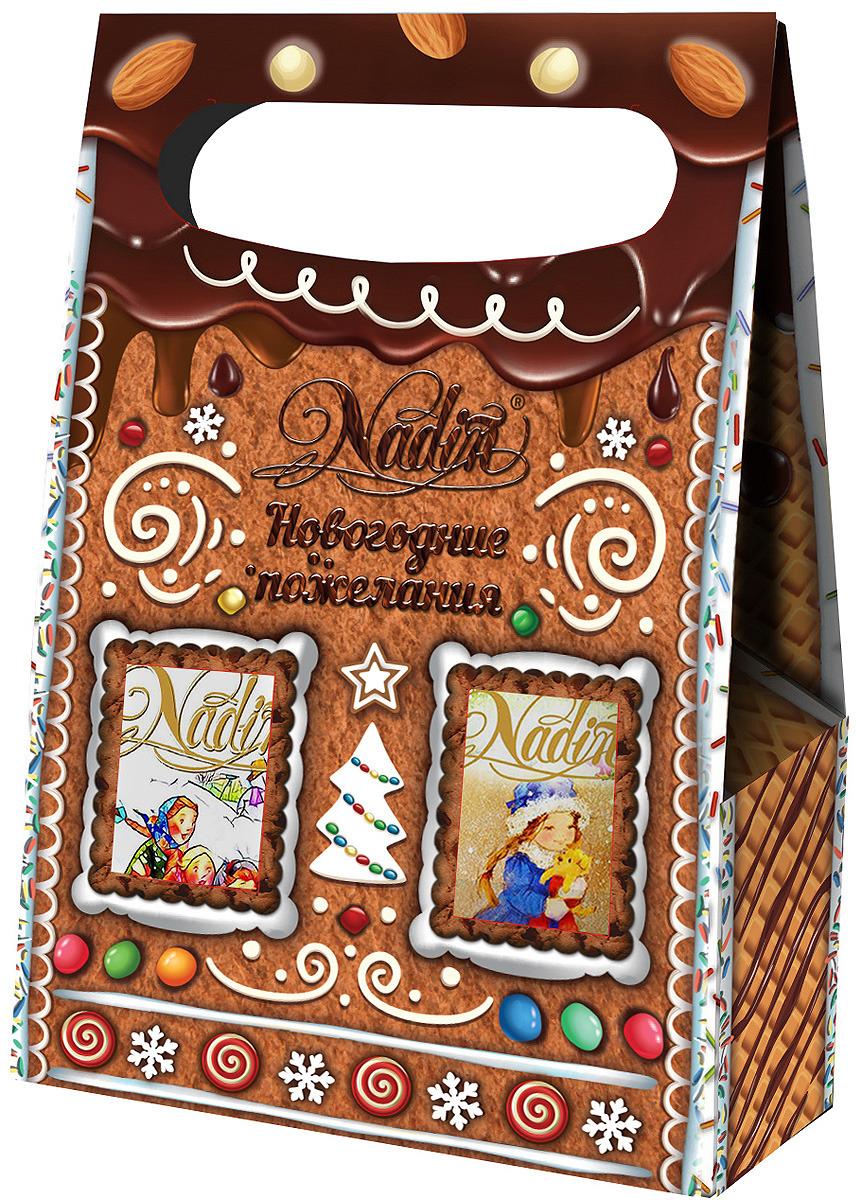 Подарочный набор чая Новогодние пожелания, 2 х 50 г мешок подарочный новогодние мотивы 10 12 см полиэстер