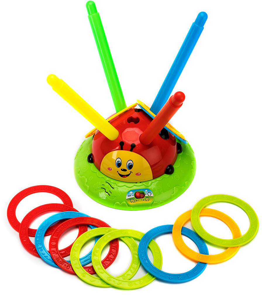 """Интерактивная игрушка Bradex """"Божья коровка 2 в 1"""""""