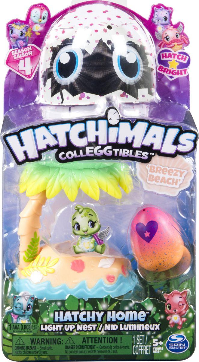 """Игровой набор Hatchimals """"Домик-гнездо. Побережье"""""""