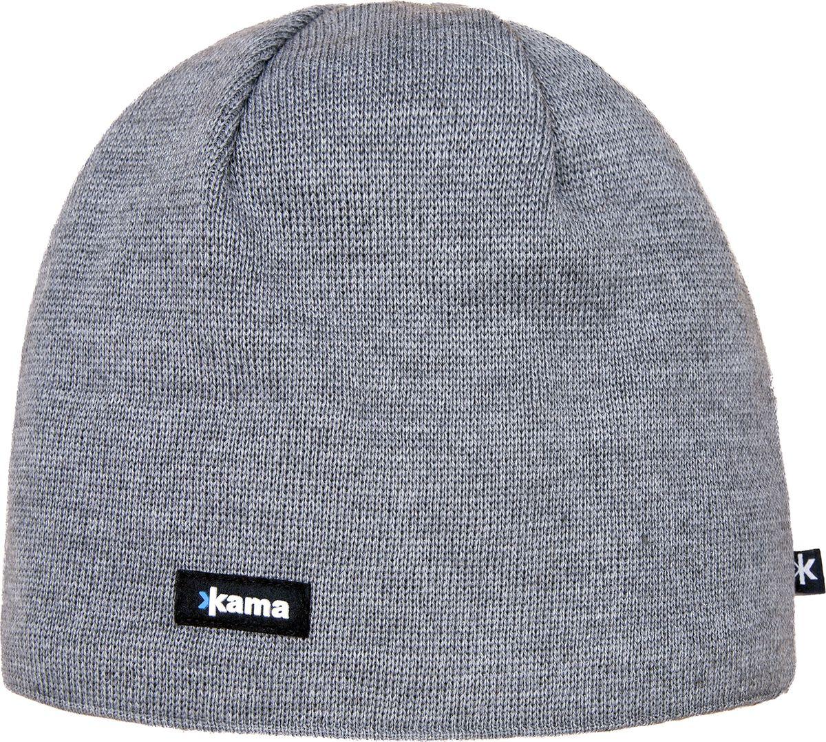 Шапка kama шапка женская labbra цвет темно синий lb d77017 navy размер универсальный