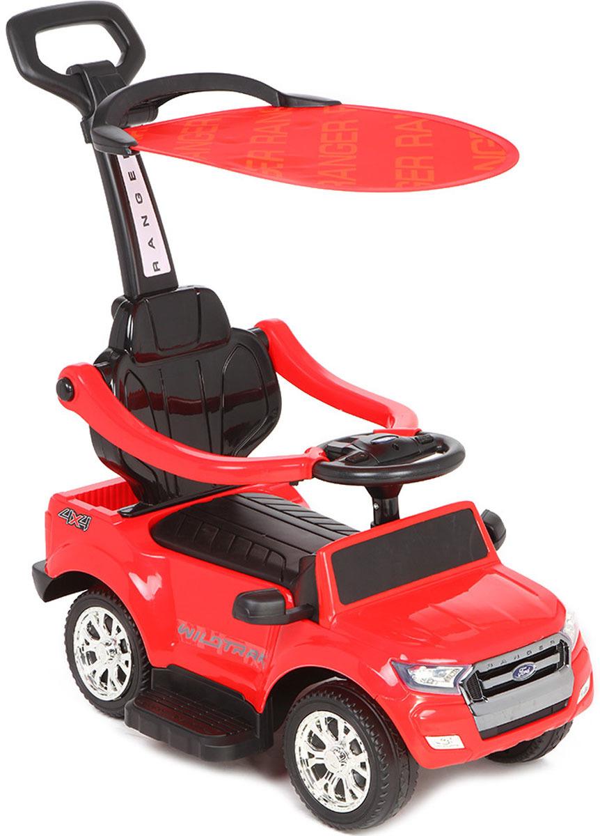 Каталка детская Kids-Glory Ford Ranger, цвет: красный. Dk-P01P