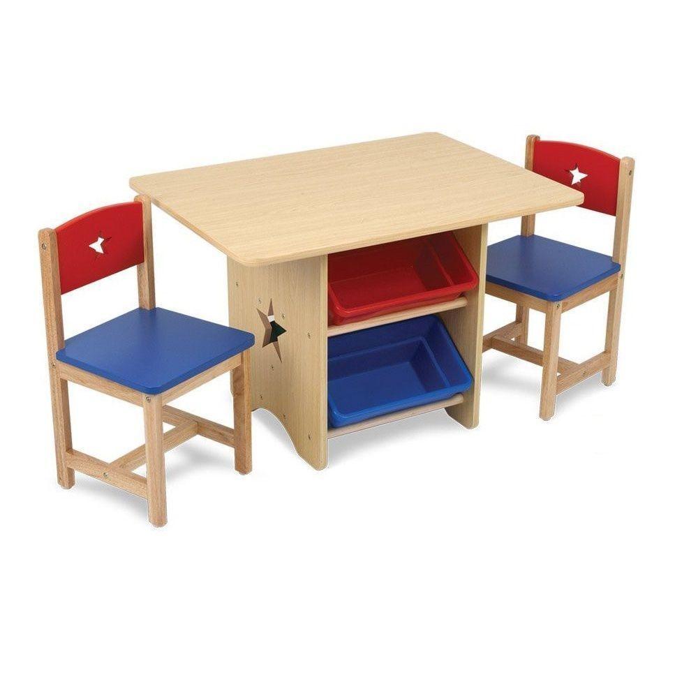 Набор детской мебели Star(стол+2 стула+4 ящика) набор мебели для детской мика 2