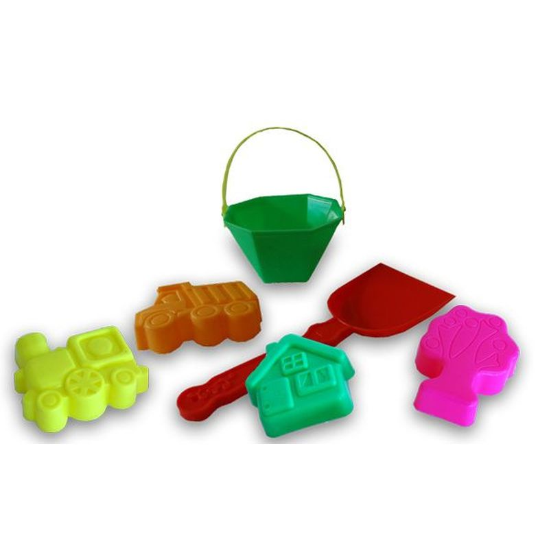 """Игрушки для песочницы Огонек """"Песочный набор N2"""". С-517"""