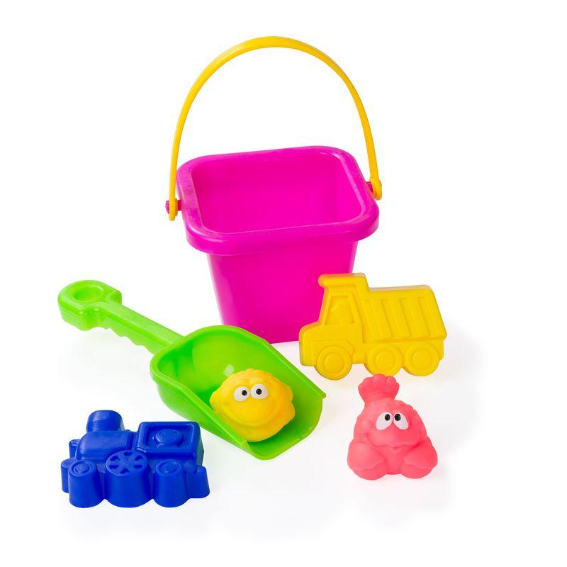 Игрушки для песочницы Огонек Летний набор №2. С-958