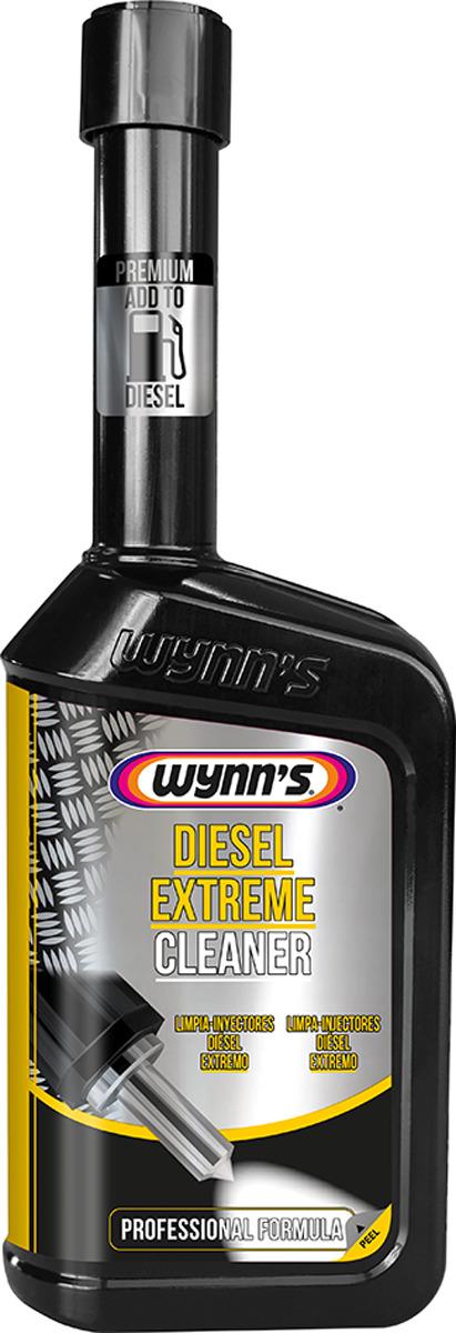 Присадка в топливо Wynns Diesel Clean, 500 мл