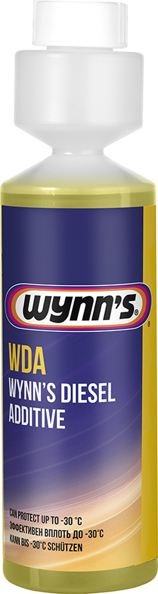 Присадка в топливо Wynns Wda Diesel Additive, 250 мл