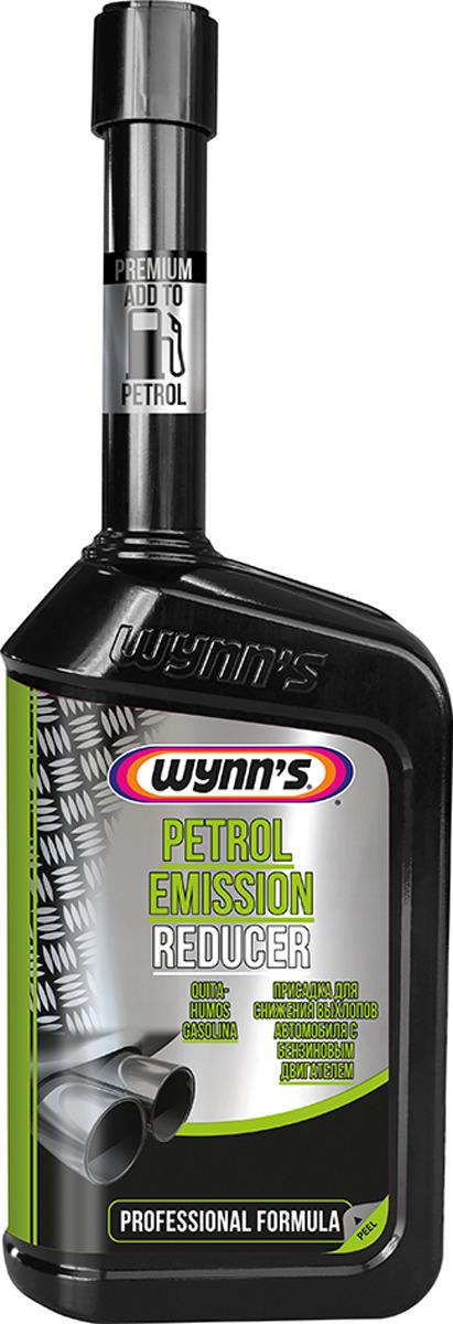 Присадка в топливо Wynns Petrol Emission Reducer, 500 мл