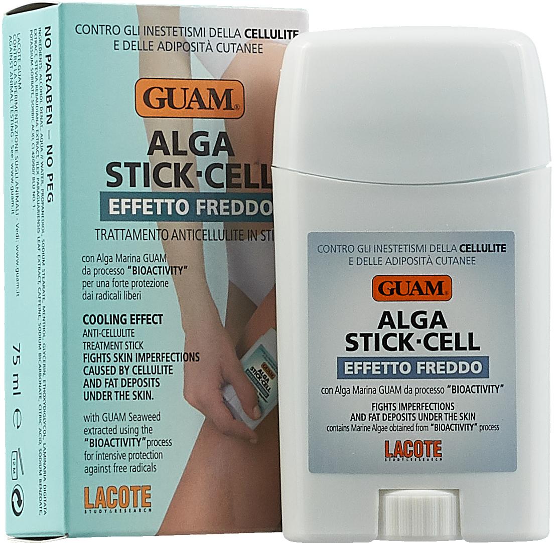 Антицеллюлитный стик с охлаждающим эффектом Guam