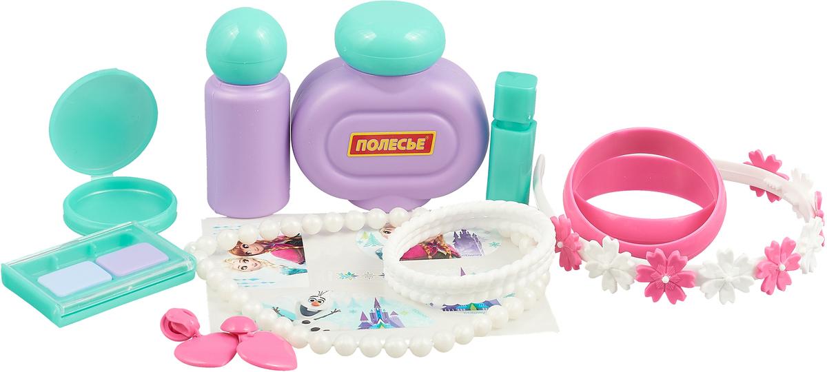Фото - Набор Полесье Холодное сердце. Cтань принцессой!, цвет в ассортименте полесье набор игрушек для песочницы 468 цвет в ассортименте