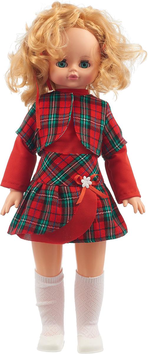 Весна Кукла озвученная Эльвира цвет одежды красный зеленый