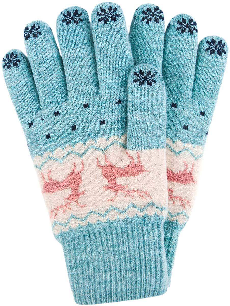 Перчатки Touch Kawaii Factory лайковые перчатки шерсть сенсорный экран рекс
