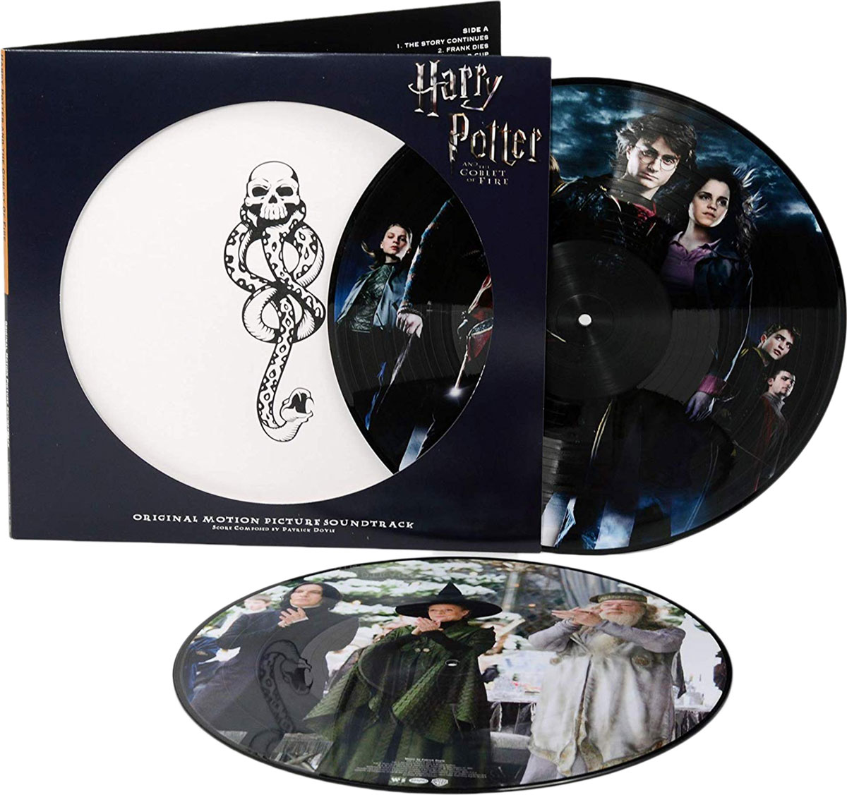 Patrick Doyle. Harry Potter And The Goblet Of Fire. Original Motion Picture Soundtrack (2 LP) valve studio orchestra the dota 2 official soundtrack lp