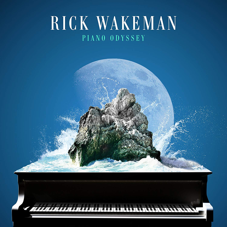 Рик Уэйкман Rick Wakeman. Piano Odyssey (2 LP) рик уэйкман the english rock ensemble rick wakeman and the english rock ensemble no earthly connection