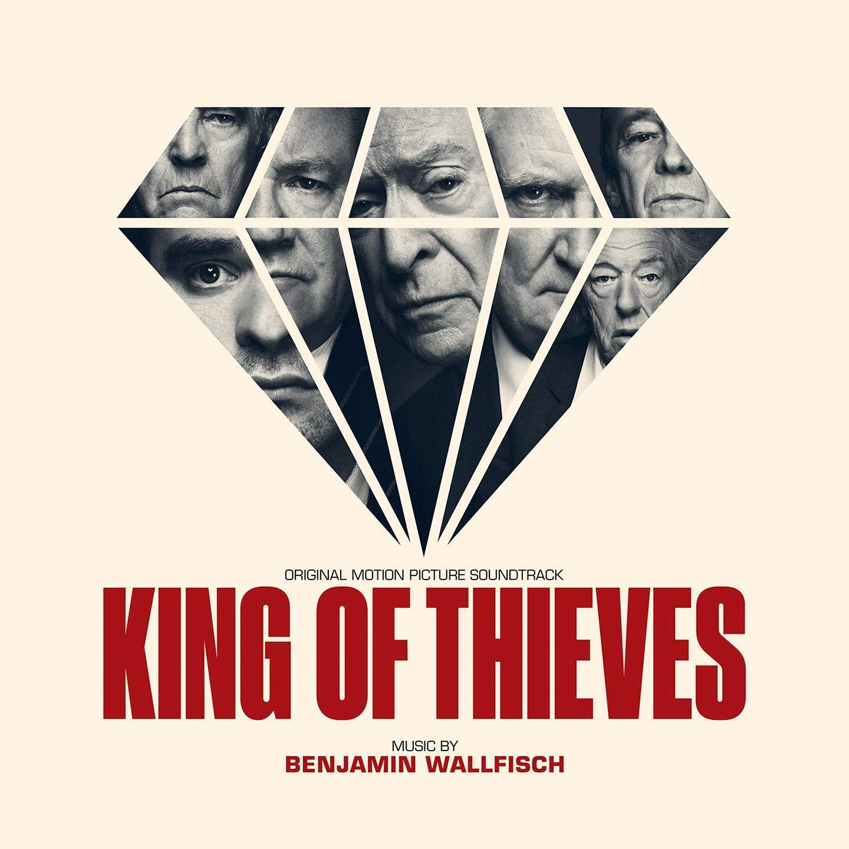 Benjamin Wallfisch. King Of Theives. Original Motion Picture Soundtrack (LP)