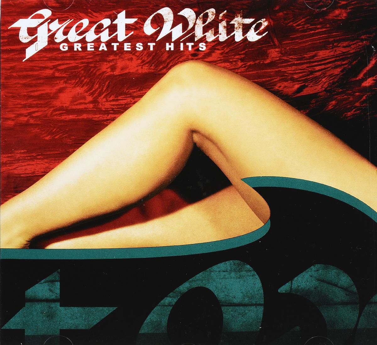 GREAT WHITE. GREATEST HITS atomic kitten greatest hits