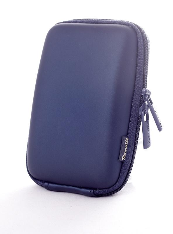 Чехол Roxwill C40 dark blue для компактных фотокамер