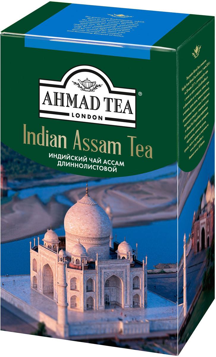 Ahmad Tea Assam черный чай, 100 г цена