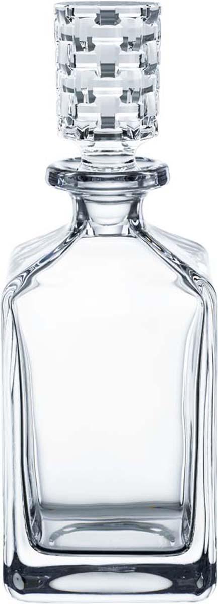 Набор для виски Nachtmann Bossa Nova: декантер, 750 мл + 2 стакана, 330 мл набор орнамент 2 2 чашки 350 мл и чайник 750 мл