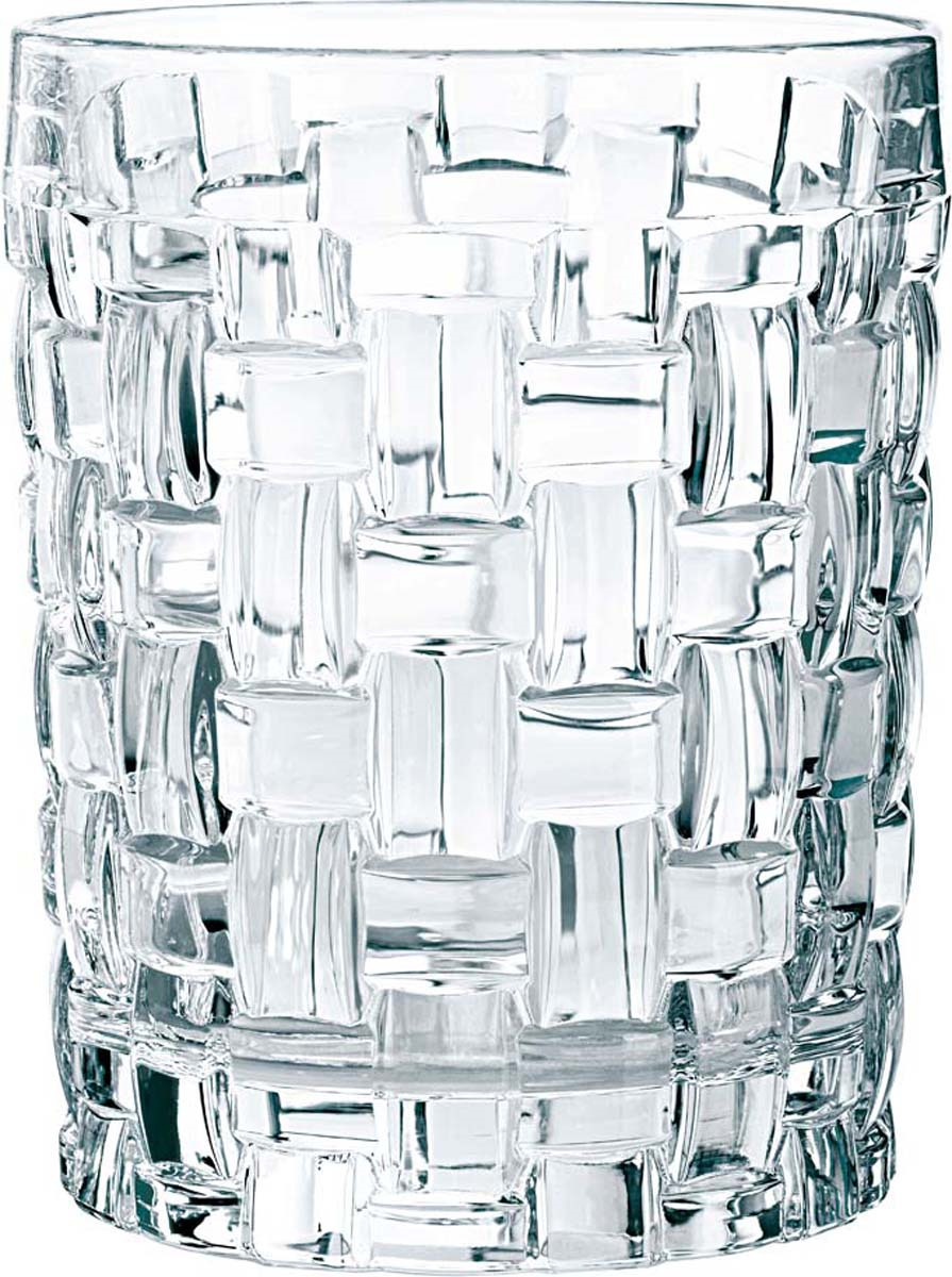 Набор стаканов Nachtmann Bossa Nova, для виски, 290 мл, 4 шт набор стаканов для виски бахметьевский завод 220 мл 2 шт