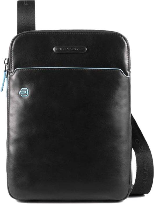 Сумка мужская Piquadro Blue Square, цвет: черный. CA3978B2/N цена