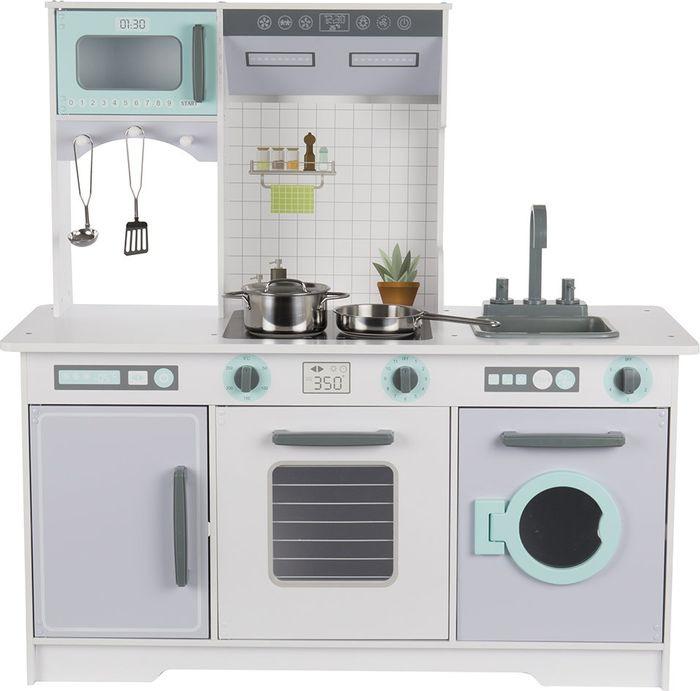 Игровой набор Edufun Кухня. EF7258 столик из металла и дерева h высота 40 см nottingham
