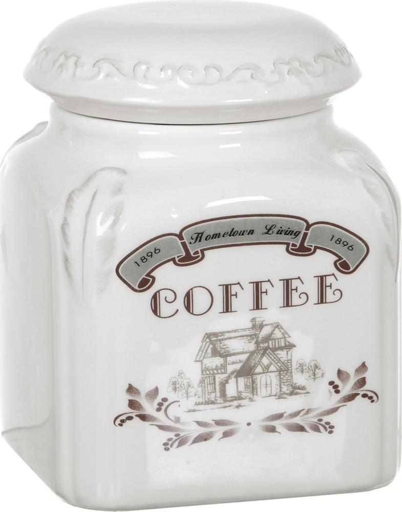 Банка для сыпучих продуктов Lefard Свит хоум, 11 х 11 х 14,5 см банка для сыпучих продуктов чай кантри хоум page 8