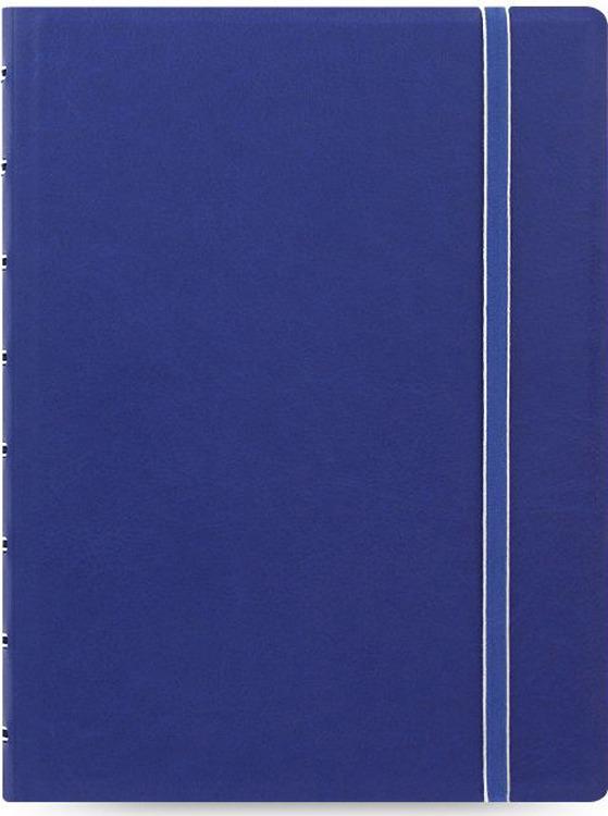 Тетрадь Filofax Classic Bright, 56 листов, в линейку, формат A5, цвет: синий