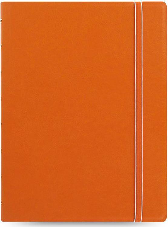 Тетрадь Filofax Classic Bright, 56 листов, в линейку, формат A5, цвет: оранжевый