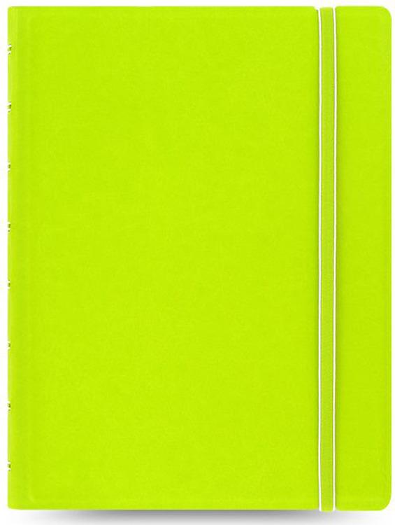 Тетрадь Filofax Classic Bright, 56 листов, в линейку, формат A5, цвет: светло-зеленый