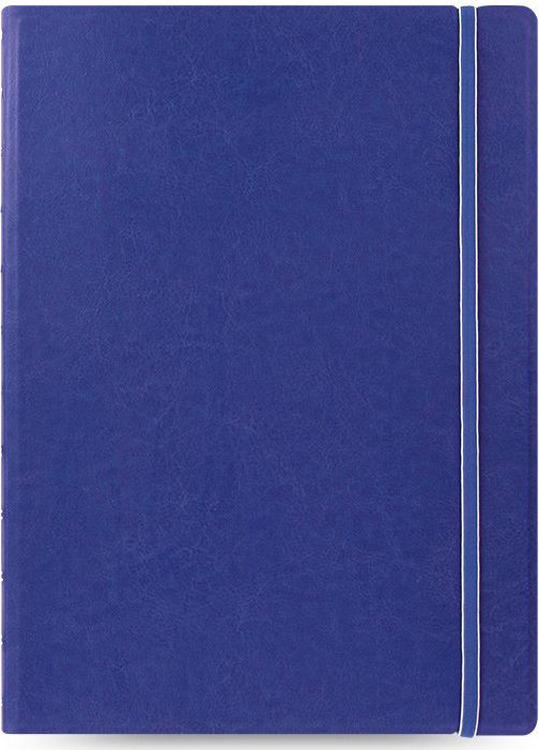 Тетрадь Filofax Classic Bright, 56 листов, в линейку, формат A4, цвет: синий