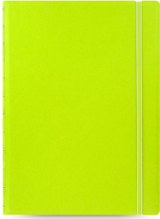 Тетрадь Filofax Classic Bright, 56 листов, в линейку, формат A4, цвет: светло-зеленый