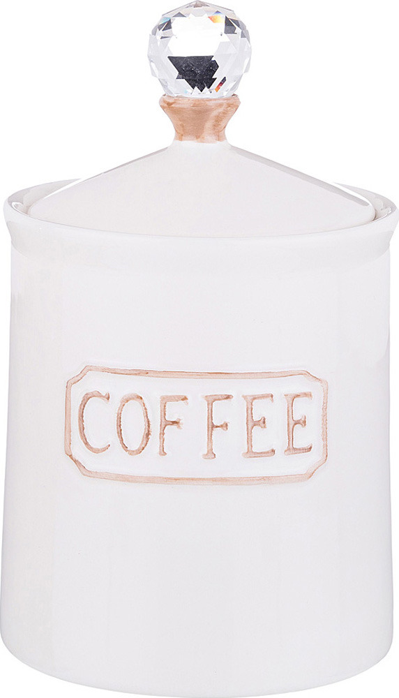 """Емкость для продуктов Lefard """"Кофе"""", 12 х 12 х 19,5 см"""