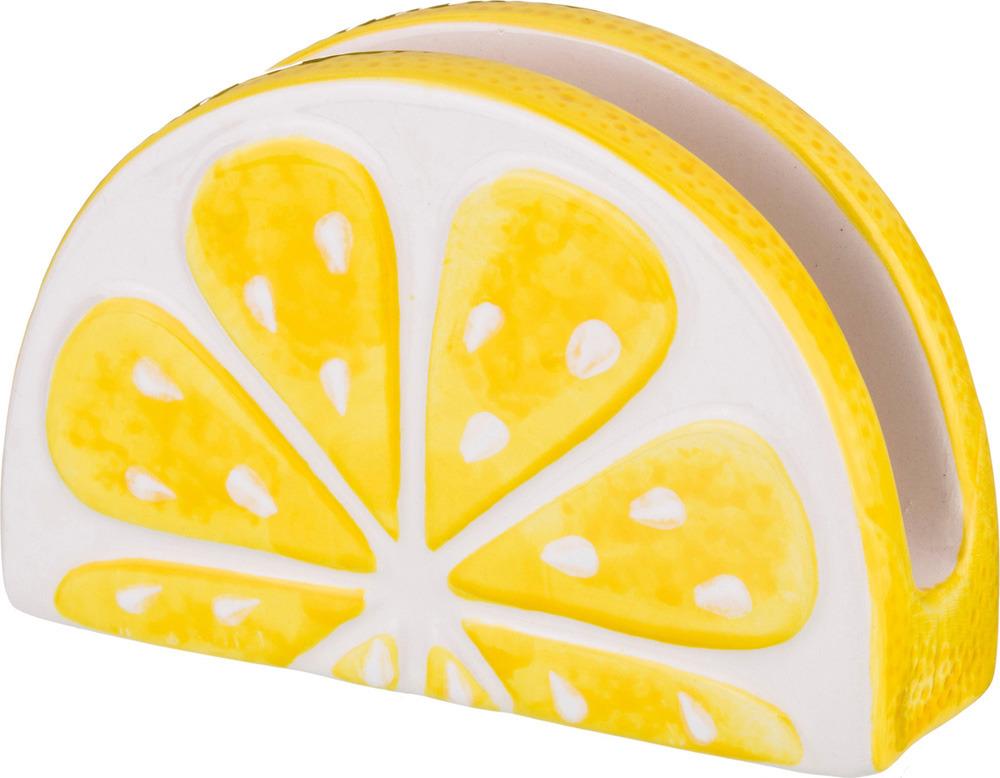 Салфетница Lefard Лимон, 15 х 5 х 10 смC3572-940