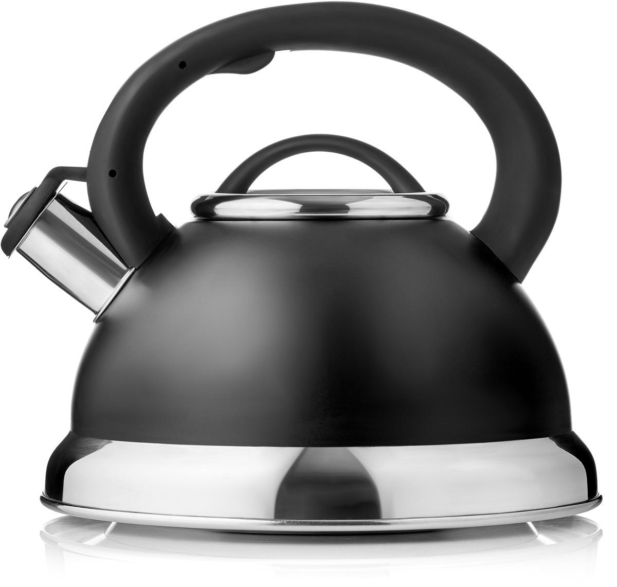 Чайник Esprado Onix, цвет: черный, 2,2 л