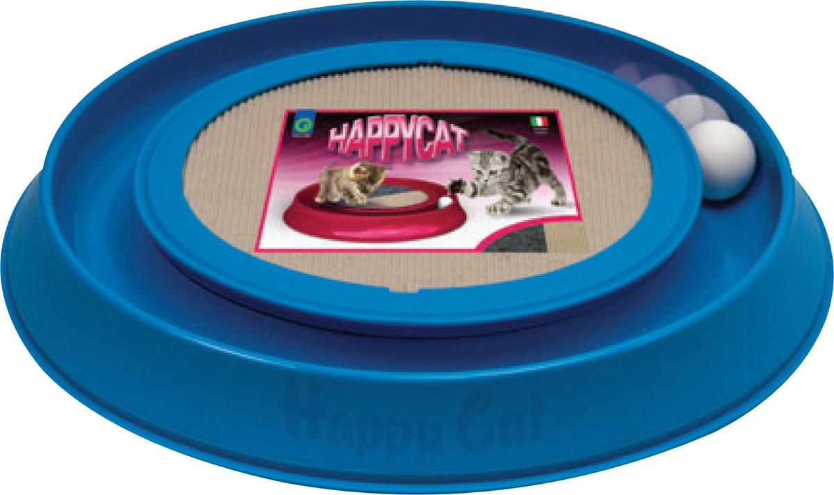 Когтеточка-игрушка для кошек Happy Cat, 10593, 40,5 х 37,5 х 5 см