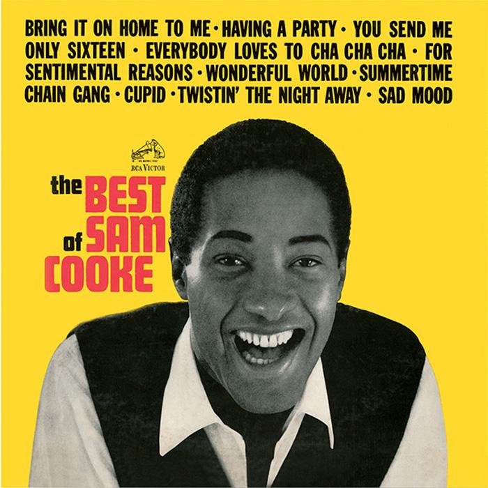 Сэм Кук Sam Cooke. The Best Of Sam Cooke (LP)