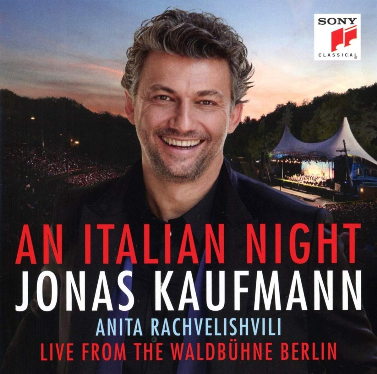 Jonas Kaufmann: An Italian Night: Live From The Waldbuh (Blu-ray) lindsey stirling live from london blu ray