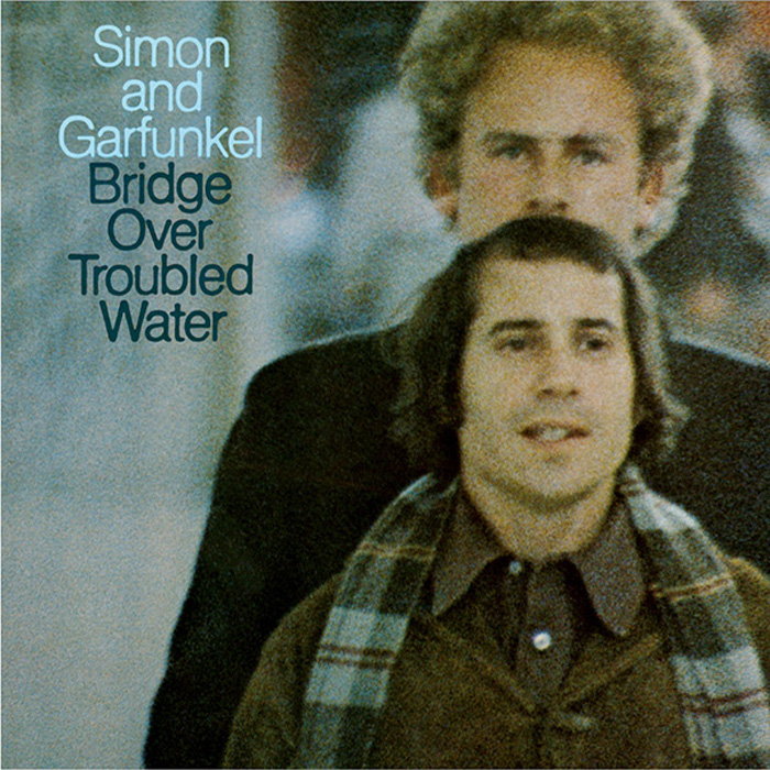 Simon & Garfunkel Simon & Garfunkel. Bridge Over Troubled Water (LP) bridge over the drina