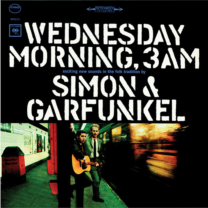 Simon & Garfunkel Simon & Garfunkel. Wednesday Morning, 3 A.M. (LP) simon garfunkel simon garfunkel the concert in central park 2 lp