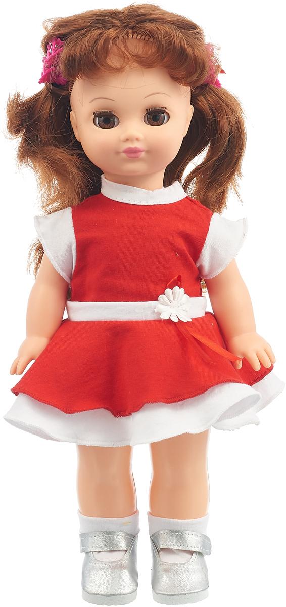 """Кукла Весна """"Олеся"""", озвученная, цвет платья: красный, 35 см"""
