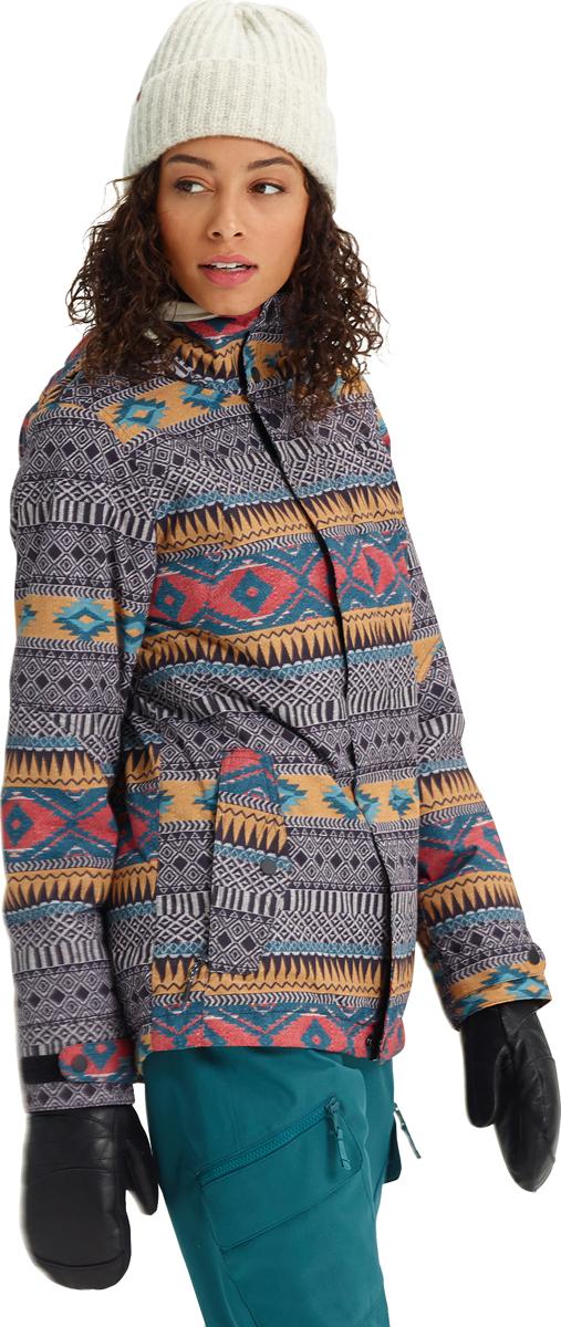 купить Куртка Burton Jet Set Jk Tahoe Freya по цене 15101 рублей