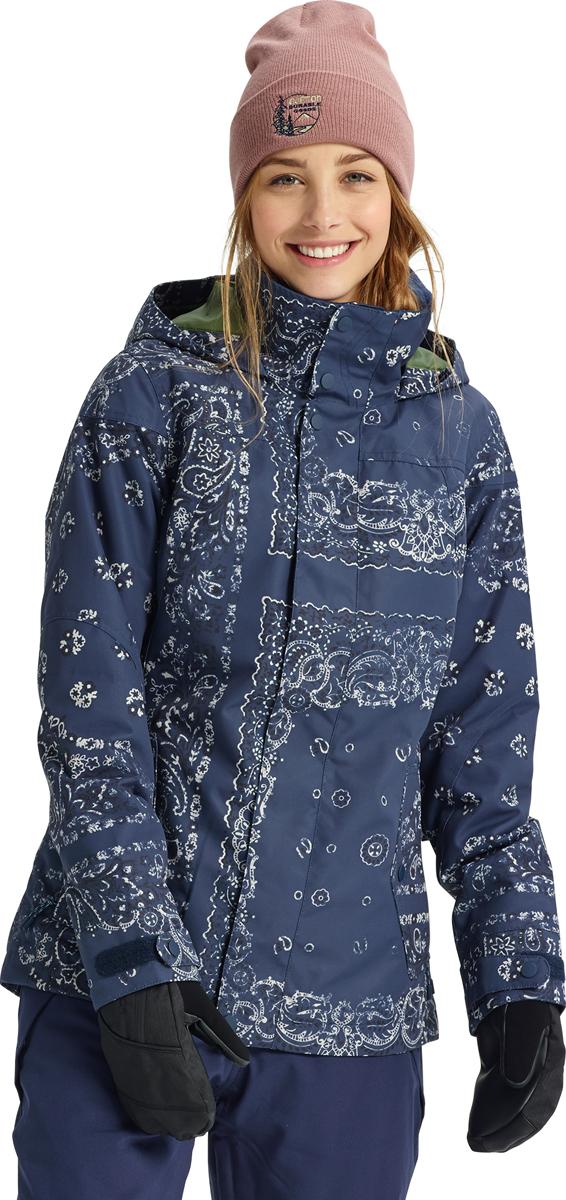 купить Куртка Burton Jet Set Jk Bandana по цене 15101 рублей