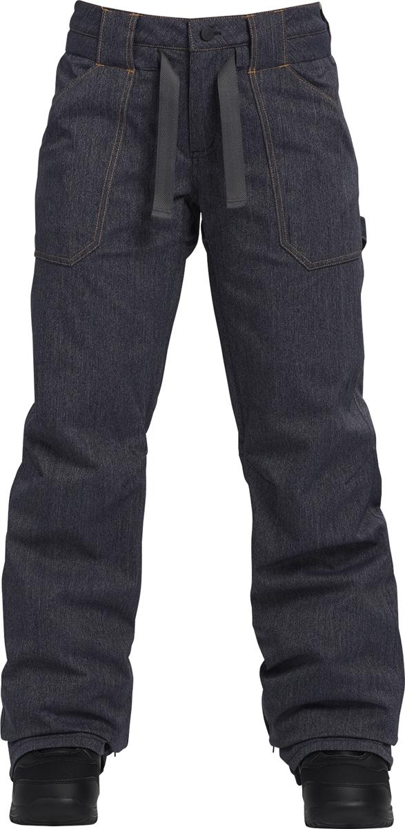 Брюки утепленные Burton Veazie Pant брюки утепленные мужские burton covert pant цвет черный 13139103001 размер l 48 50