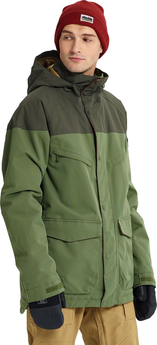 Куртка Burton burton куртка mb breach jk муж г л m la sky distress fw18