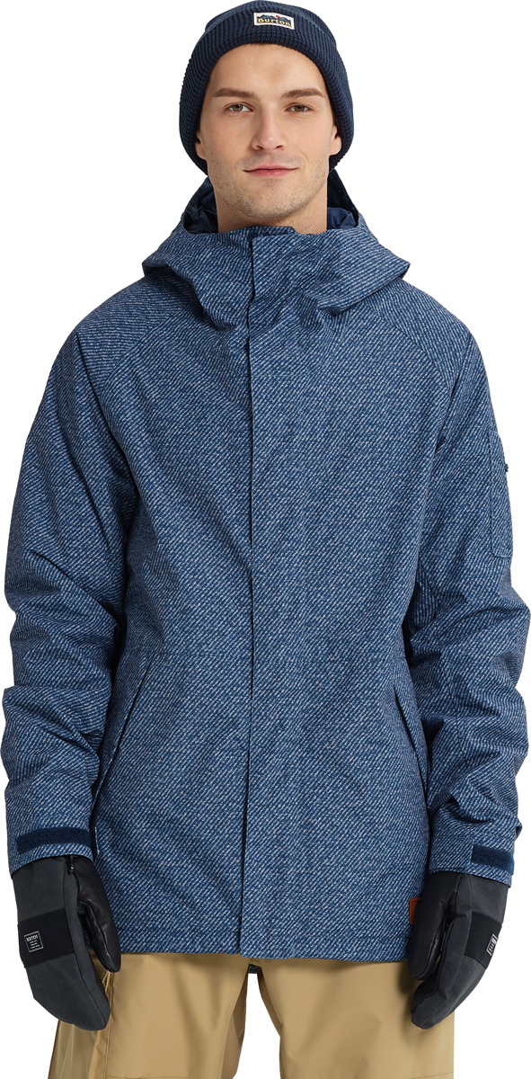 Куртка Burton Hilltop Jacket burton куртка муж г л mb frontier s submarine denim win14