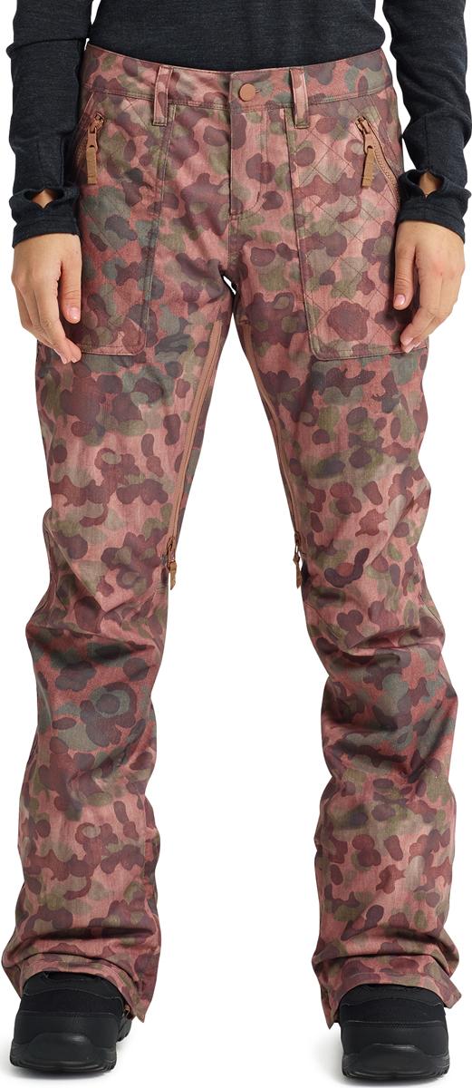 Брюки утепленные Burton Vida Pant брюки утепленные мужские burton covert pant цвет черный 13139103001 размер l 48 50